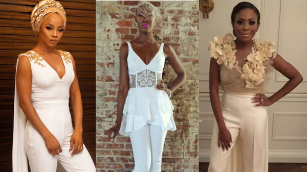 Nigerian Bridal Jumpsuit LoveWeddingsNG