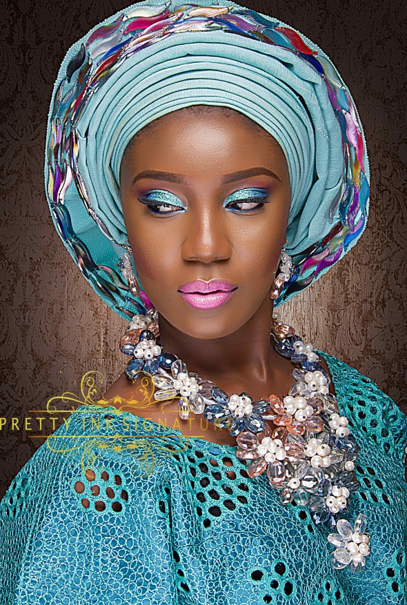 Pretty Ink Signature's 2015 Look Book LoveweddingsNG12