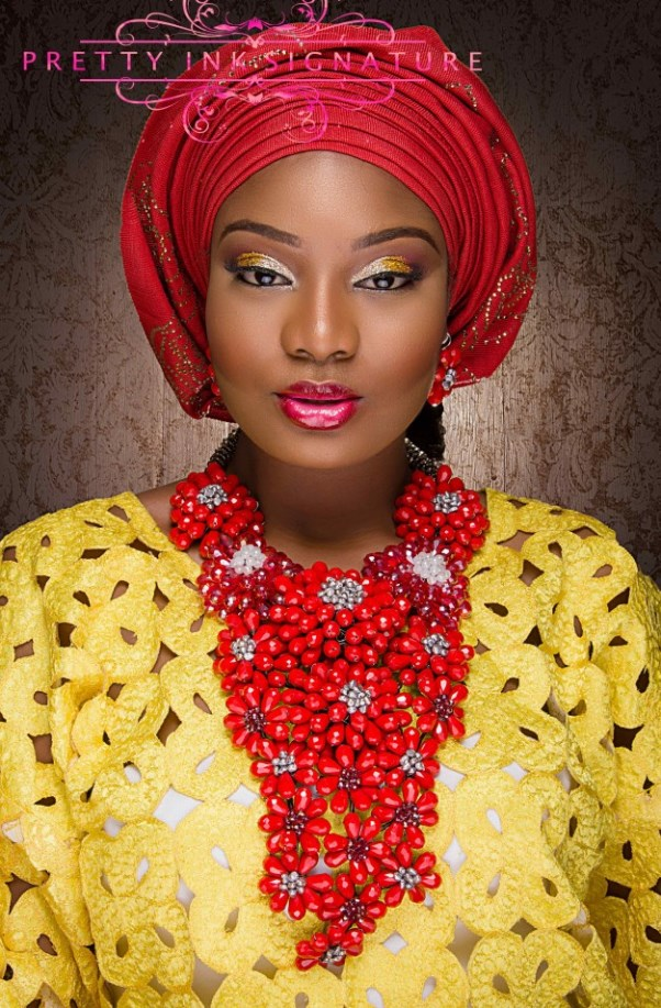 Pretty Ink Signature's 2015 Look Book LoveweddingsNG5
