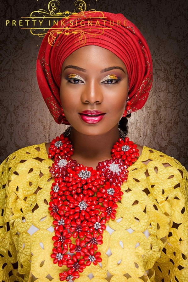 Pretty Ink Signature's 2015 Look Book LoveweddingsNG7