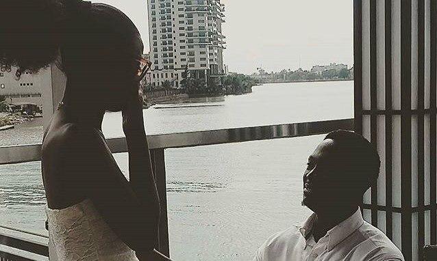 Actress & Singer – Tomi Odunsi is Engaged!!!