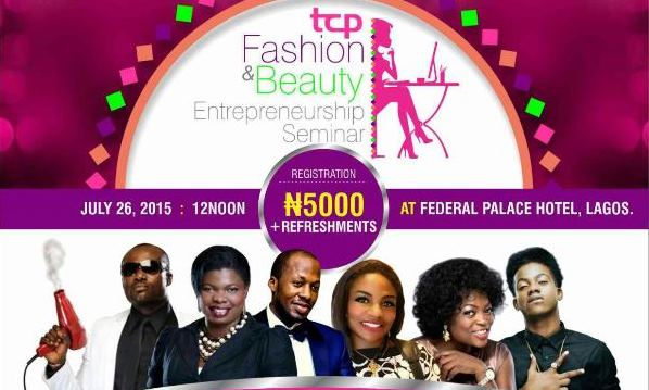 TCP presents a Fashion & Beauty Entrepreneurship Seminar