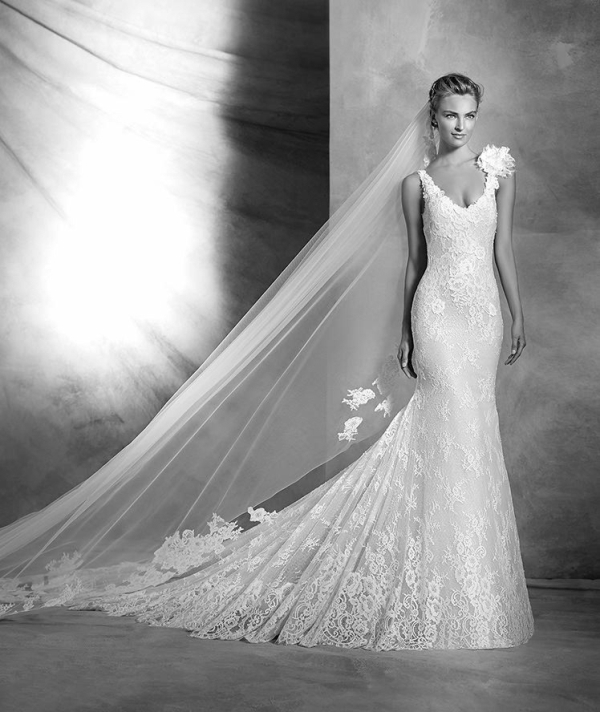Atelier Pronovias 2016 Collection LoveweddingsNG