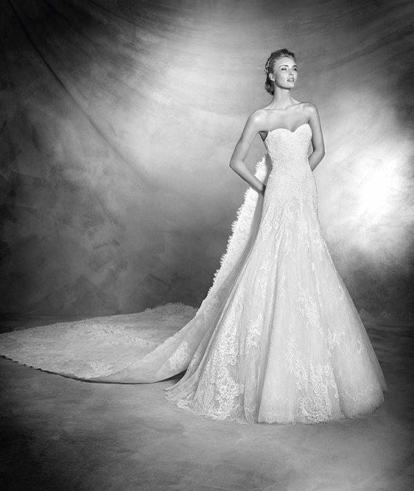 Atelier Pronovias 2016 Collection LoveweddingsNG16