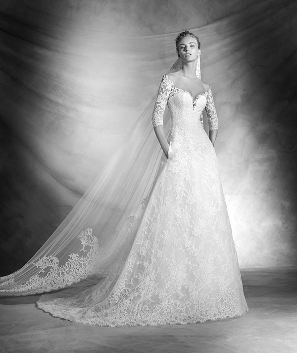 Atelier Pronovias 2016 Collection LoveweddingsNG24