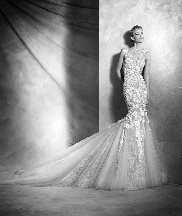 Atelier Pronovias 2016 Collection LoveweddingsNG61