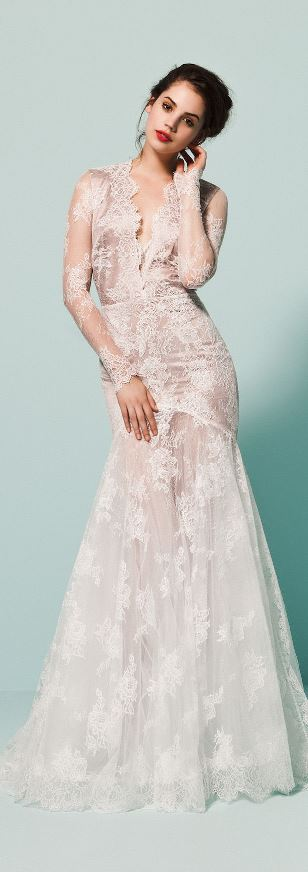 Daalarna Couture's Pearl Bridal 2015 Collection - LoveweddingsNG10