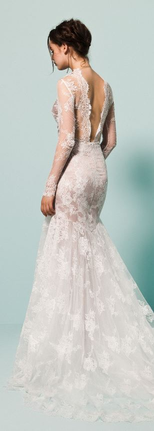 Daalarna Couture's Pearl Bridal 2015 Collection - LoveweddingsNG16