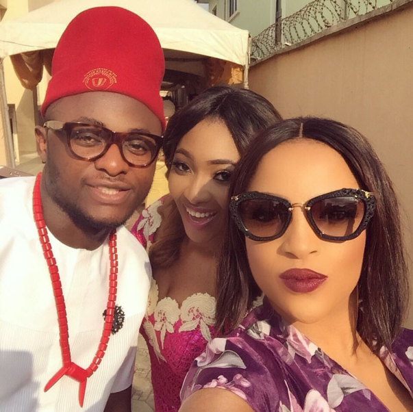 Lilian Esoro & Ubi Franklin Introduction - LoveweddingsNG