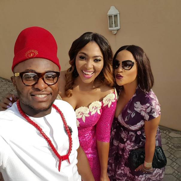 Lilian Esoro & Ubi Franklin Introduction - LoveweddingsNG3