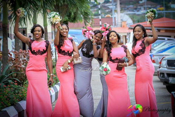LoveweddingsNG Adeola and Edward SO Photography - Bridesmaids