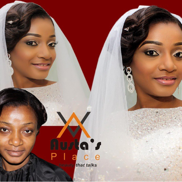 LoveweddingsNG Before and After - Austas Place