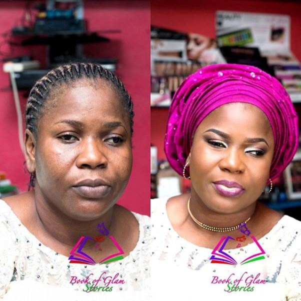 LoveweddingsNG Before and After - Book of Glam Stories1
