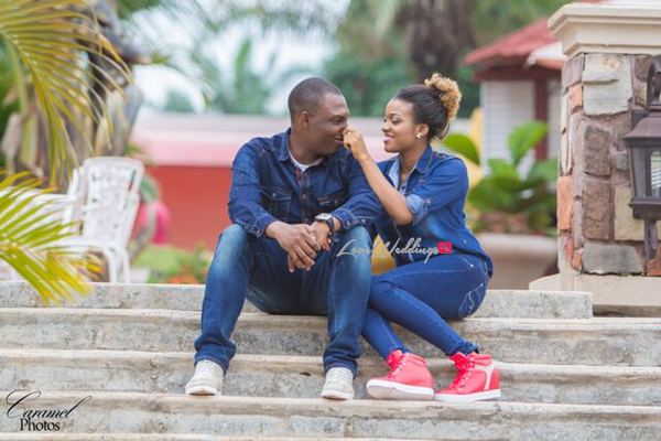 LoveweddingsNG Doigo & Rocky Pre Wedding Caramel Photos8