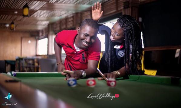 LoveweddingsNG presents Iyanu & Femi | Ice Imagery