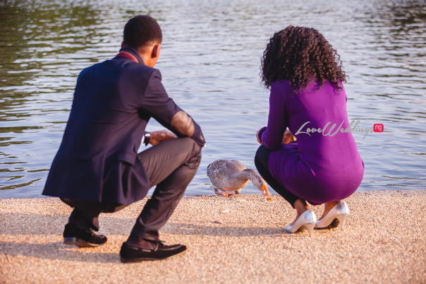 LoveweddingsNG James & Georgina's Pre Wedding Bridge Weddings11