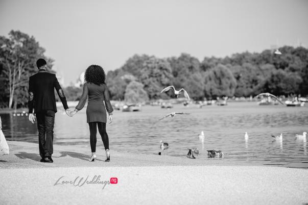 LoveweddingsNG James & Georgina's Pre Wedding Bridge Weddings3