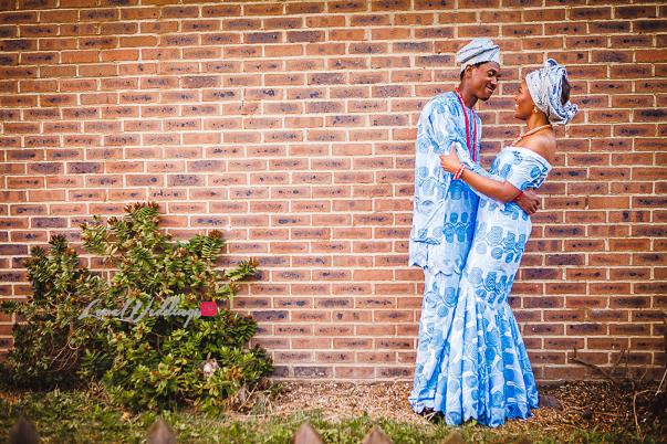 LoveweddingsNG James & Georgina's Traditional Wedding Bridge Weddings
