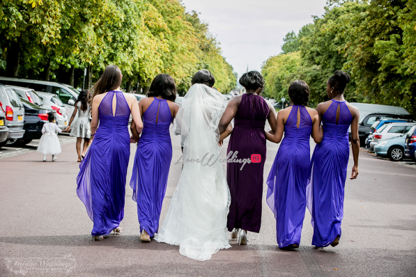 LoveweddingsNG James & Georgina's White Wedding Bridge Weddings30