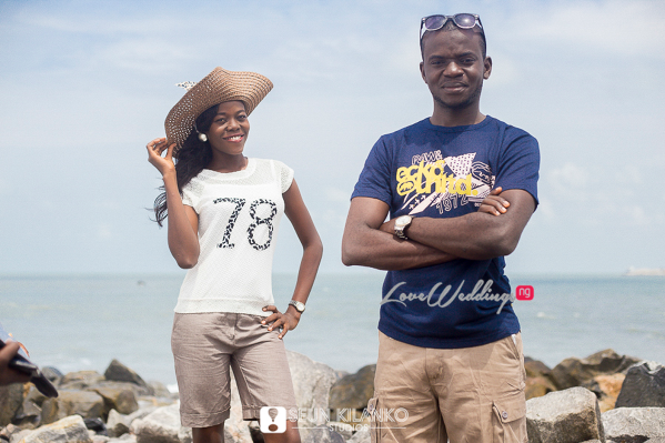 LoveweddingsNG Motunrayo and Tobi Prewedding Seun Kilanko Studios5