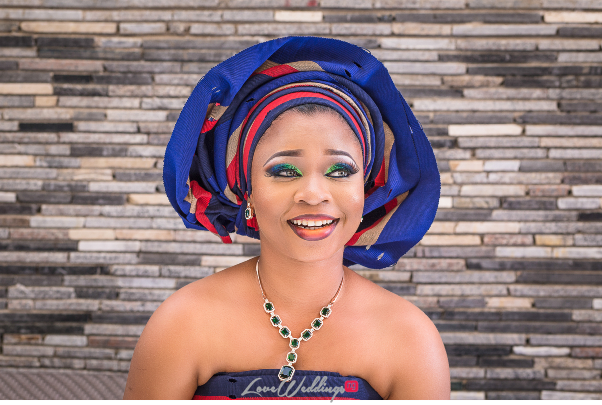 LoveweddingsNG Nigerian Bridal Makeup Inspiration - Book of Glam Stories2