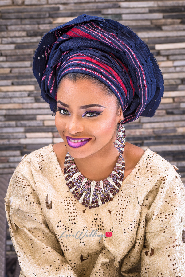 LoveweddingsNG Nigerian Bridal Makeup Inspiration - Book of Glam Stories3