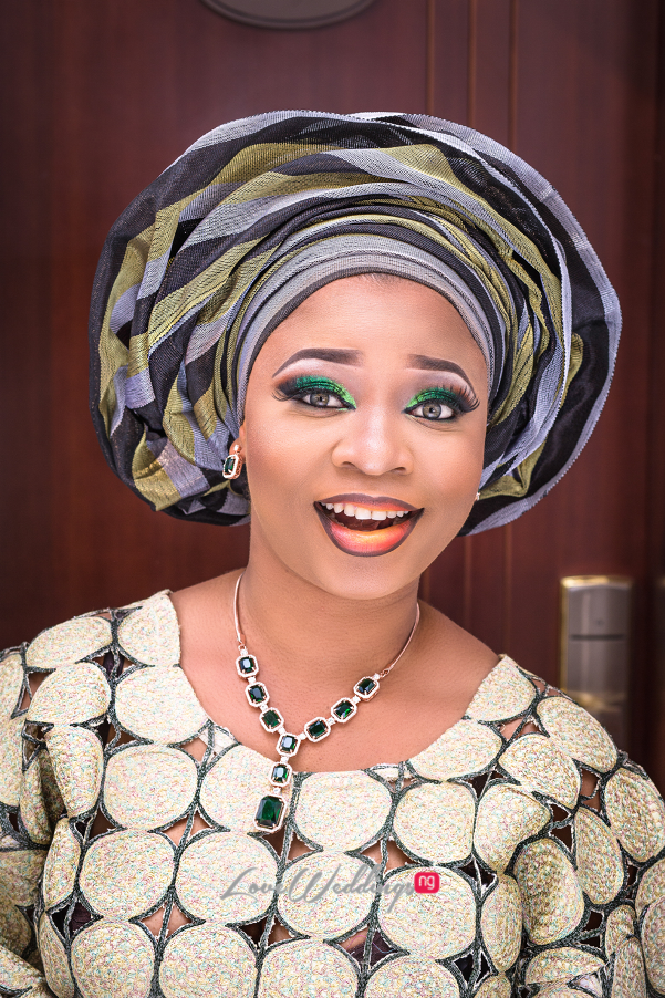 LoveweddingsNG Nigerian Bridal Makeup Inspiration - Book of Glam Stories5