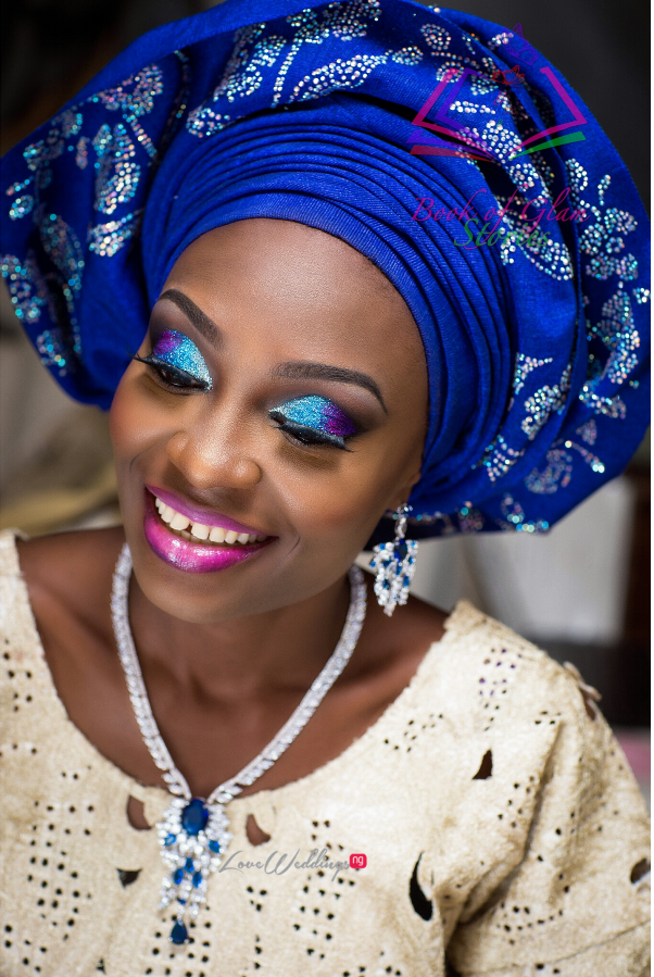 LoveweddingsNG Nigerian Bridal Makeup Inspiration - Book of Glam Stories7