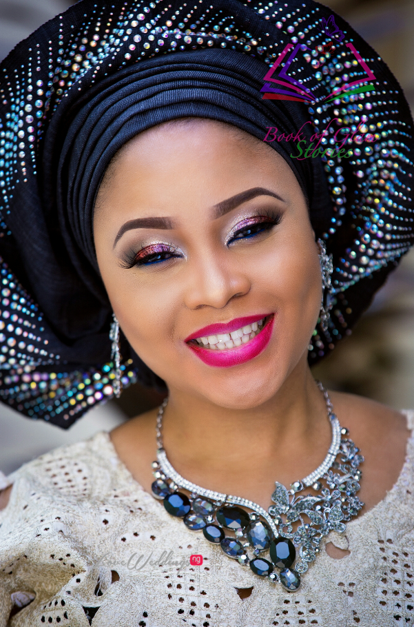 LoveweddingsNG Nigerian Bridal Makeup Inspiration - Book of Glam Stories8