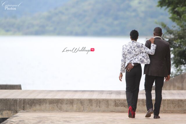 LoveweddingsNG Nigerian Pre Wedding Shoot Location - Abuja Dam Caramel Photos3