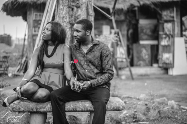 LoveweddingsNG Nigerian Pre Wedding Shoot Location - Art & Craft Place Abuja Caramel Photos