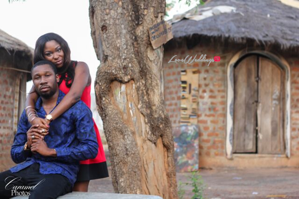 LoveweddingsNG Nigerian Pre Wedding Shoot Location - Art & Craft Place Abuja Caramel Photos1
