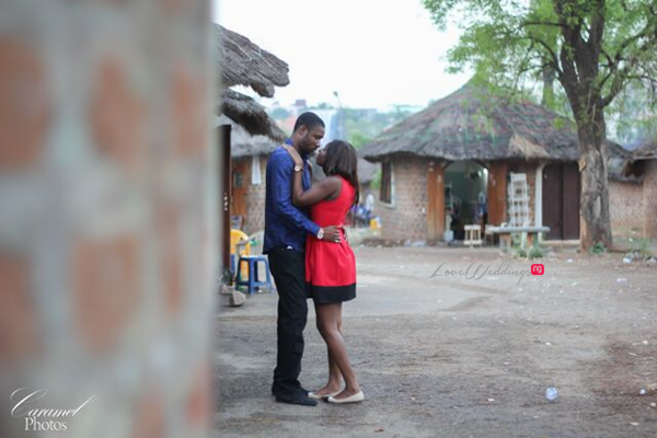 LoveweddingsNG Nigerian Pre Wedding Shoot Location - Art & Craft Place Abuja Caramel Photos2