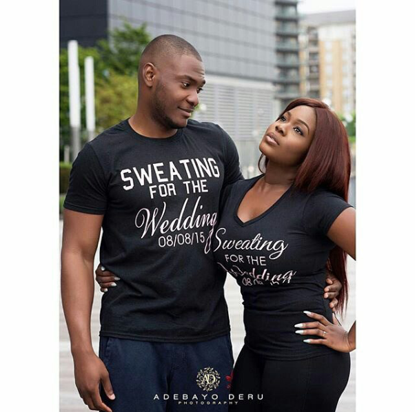 LoveweddingsNG Save The Date Adebayo Deru Photography