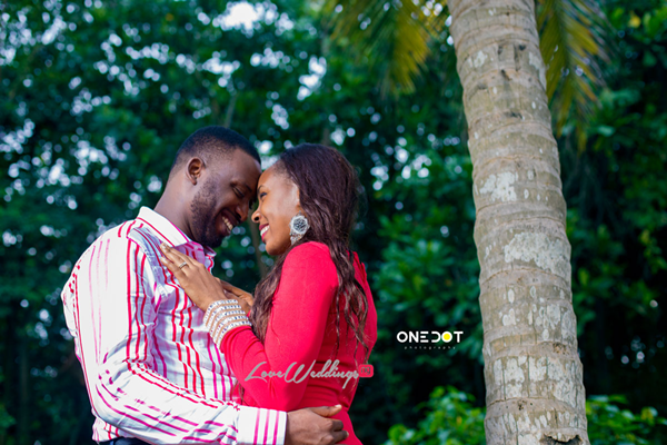 LoveweddingsNG Yvonne & Josh Prewedding Shoot One Dot Photography