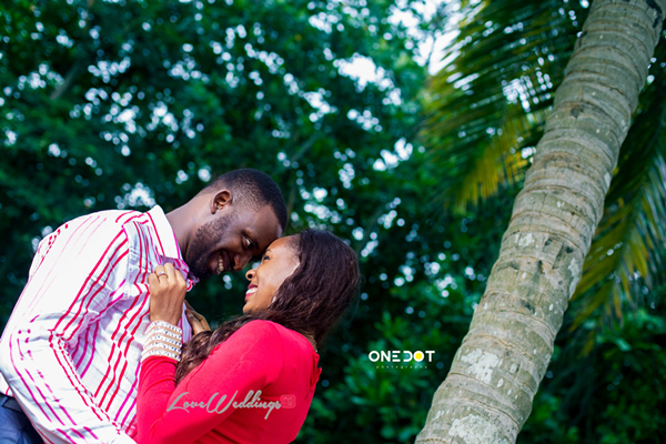 LoveweddingsNG Yvonne & Josh Prewedding Shoot One Dot Photography1