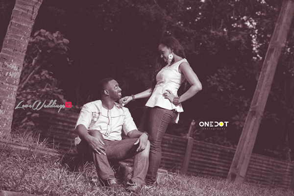 LoveweddingsNG Yvonne & Josh Prewedding Shoot One Dot Photography10