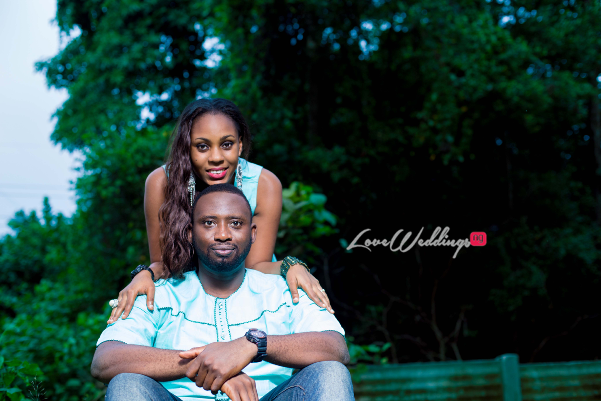 LoveweddingsNG Yvonne & Josh Prewedding Shoot One Dot Photography15