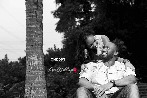 LoveweddingsNG Yvonne & Josh Prewedding Shoot One Dot Photography9