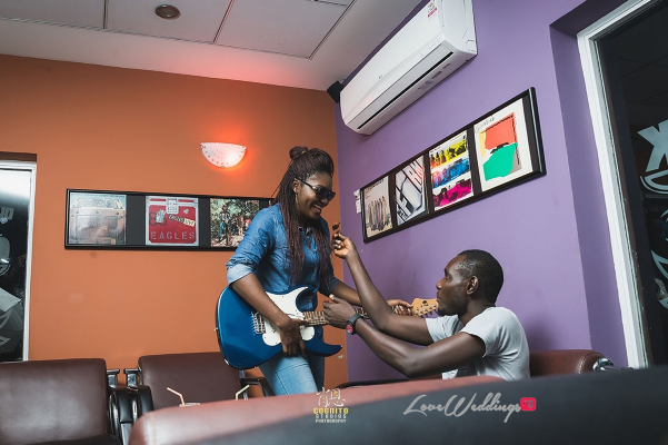 My Big Nigerian Wedding Abuja - Blessing & George - LoveweddingsNG16