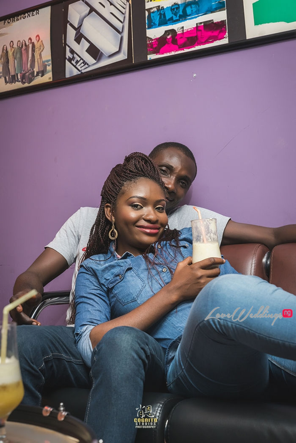 My Big Nigerian Wedding Abuja - Blessing & George - LoveweddingsNG19