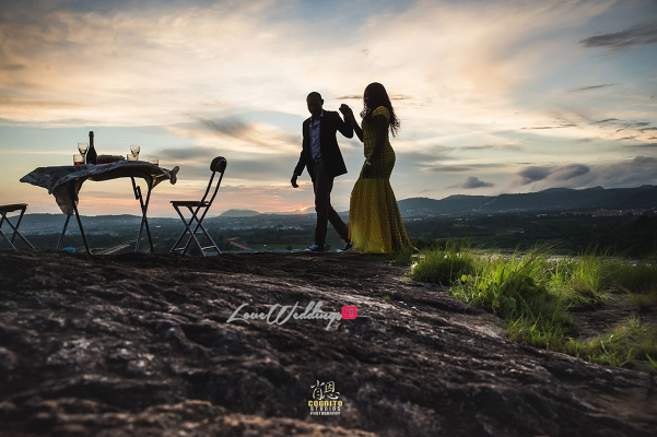 My Big Nigerian Wedding Abuja - Blessing & George - LoveweddingsNG2