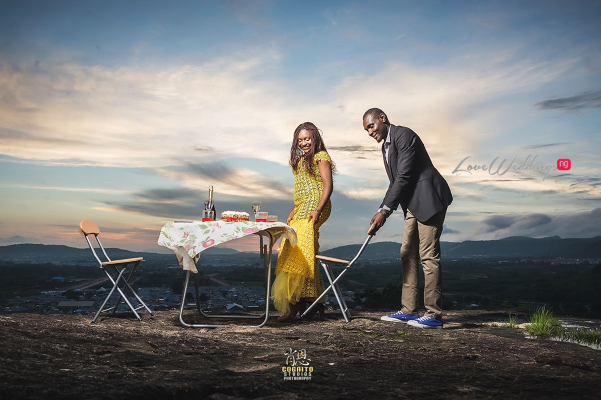 My Big Nigerian Wedding Abuja - Blessing & George - LoveweddingsNG4