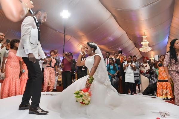 My Big Nigerian Wedding Abuja - Blessing and George LoveweddingsNG12