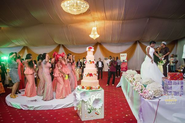 My Big Nigerian Wedding Abuja - Blessing and George LoveweddingsNG25
