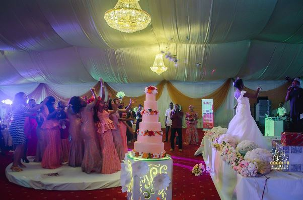 My Big Nigerian Wedding Abuja - Blessing and George LoveweddingsNG26