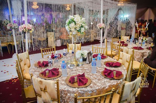 My Big Nigerian Wedding Abuja - Blessing and George LoveweddingsNG3