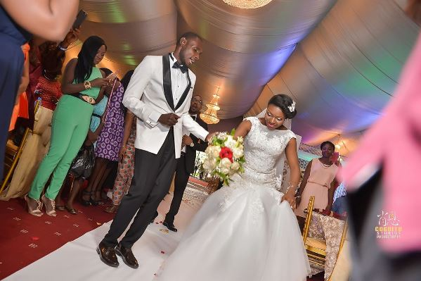 My Big Nigerian Wedding Abuja - Blessing and George LoveweddingsNG8