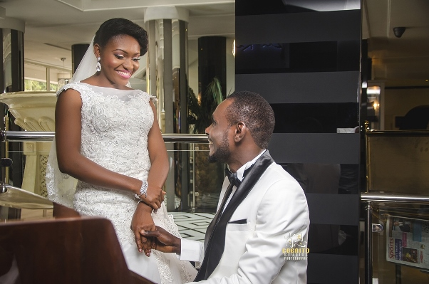 My Big Nigerian Wedding Blessing & George Abuja Wedding - LoveweddingsNG