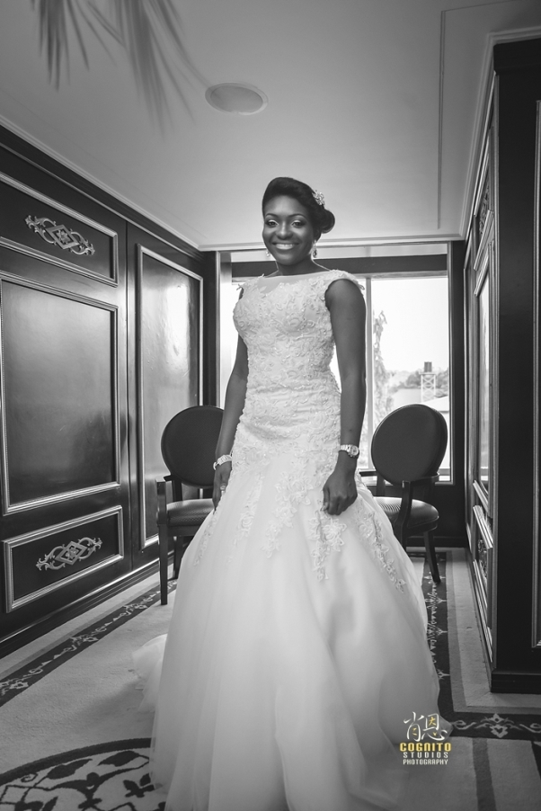 My Big Nigerian Wedding Blessing & George Abuja Wedding - LoveweddingsNG10